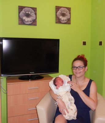 Pôrodnica Nemocnice Krompachy je treťou najlepšou na Slovensku