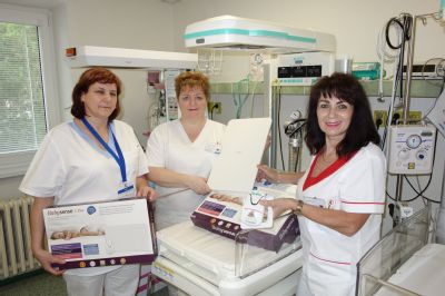 V krompašskej nemocnici stráži každú detskú postieľku monitor dychu