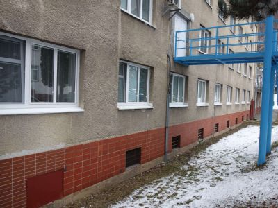 Nemocnica Krompachy investovala do nových okien
