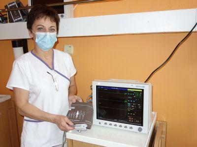 V Nemocnici Krompachy strážia pacientov nové monitory