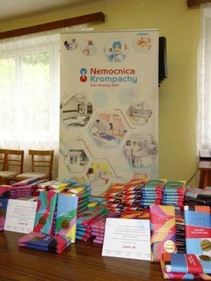 V Nemocnici Krompachy poďakovali sestrám a pôrodným asistentkám za ich obetavú a profesionálnu prácu