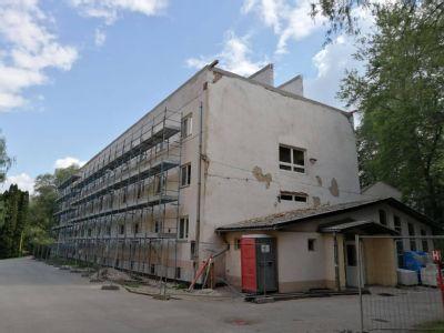V Nemocnici Krompachy pokračuje rekonštrukcia priestorov oddelenia gynekológie a pôrodníctva