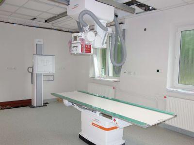 Nemocnica v Krompachoch má nový digitálny röntgen