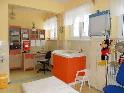 V krompašskej nemocnici odliečili v prvom polroku viac ako 350 detských pacientov
