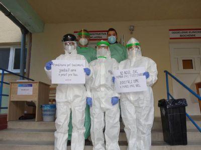 V krompašskej nemocnici otestovali počas víkendu 433 ľudí. Výborná organizácia, únava, ale ochota a profesionálny prístup  zdravotníkov