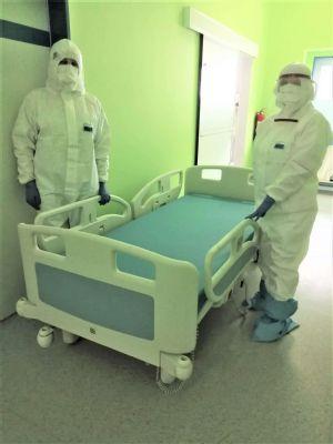 Krompašská nemocnica má pre pacientov nové polohovateľné lôžka