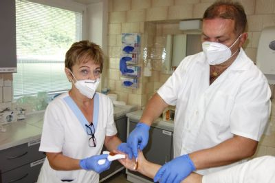 Krompašská nemocnica zaznamenala po zrušení pandemických opatrení nárast počtu úrazov
