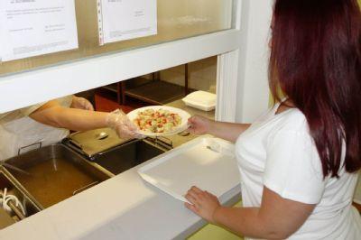 Na ťažké jedlá v lete radšej zabudnite V krompašskej nemocnici denne pripravujú 12 druhov diét