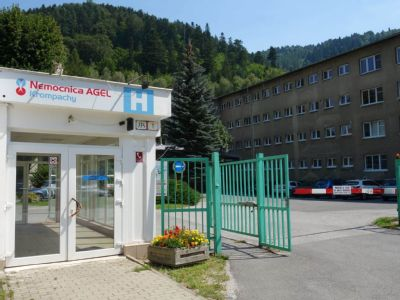 Krompašská nemocnica je pripravená na tretiu vlnu pandémie. Od štvrtka začne testovať antigénovými testami za poplatok 5 eur