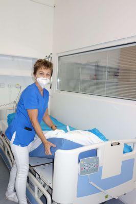 Pacienti v krompašskej nemocnici dostali nové postele
